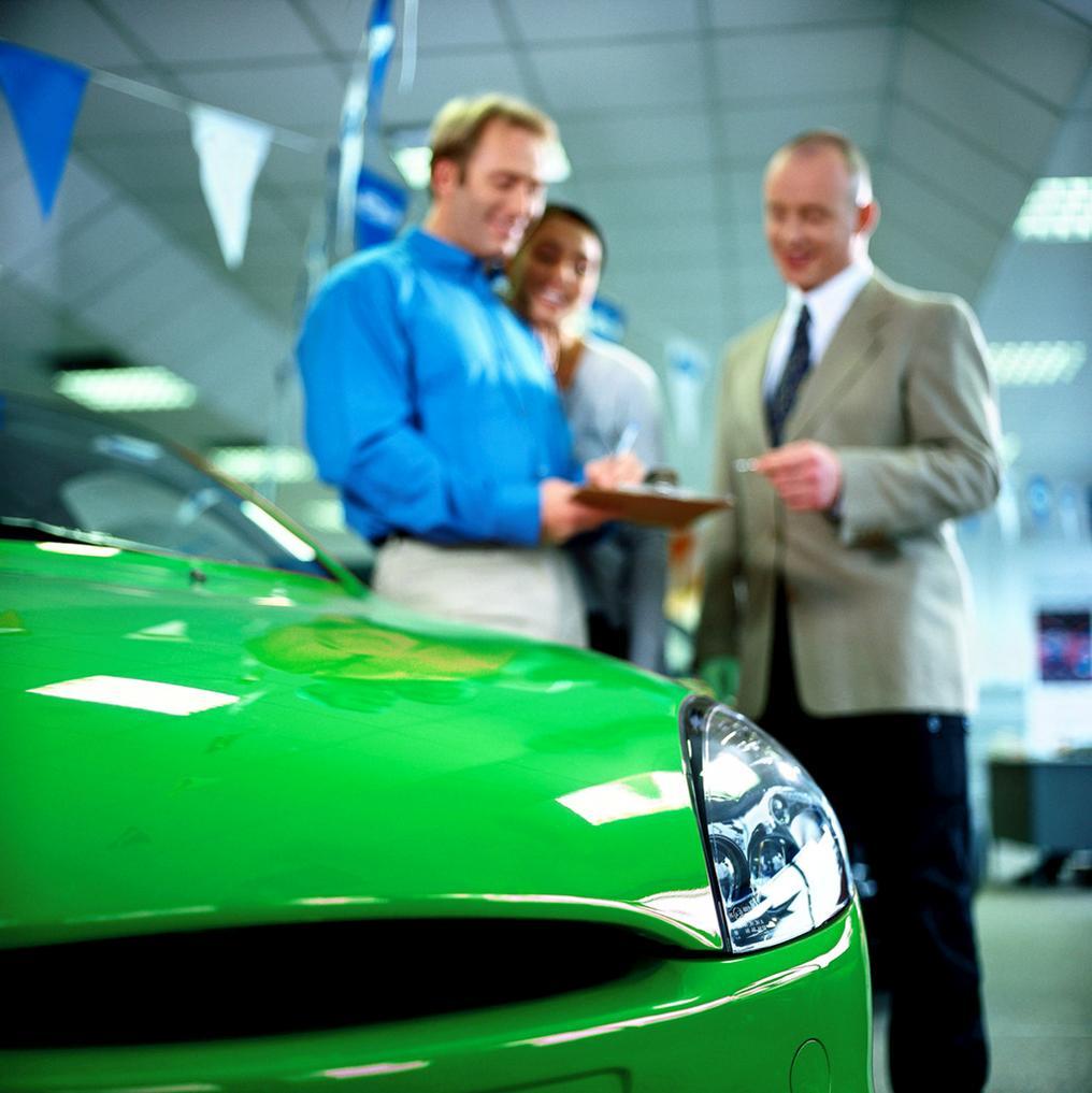 Auto Industry Miles Mcleod